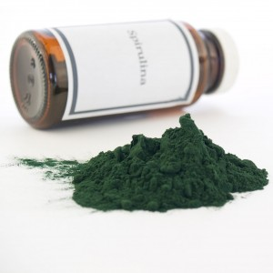 SPIRULINA has all we like